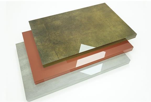 鹏鸿地板图片 UV饰面板产品效果图