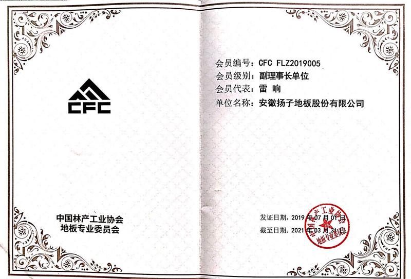 【荣誉资质】副理事长单位