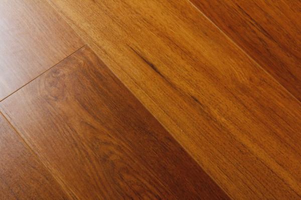 扬子地板 YE8319万象柚木 产品效果图_3