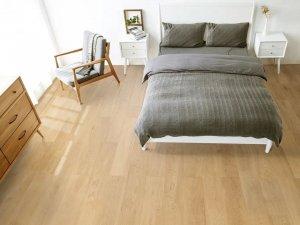 世友地板图片 卧室地板装修效果图