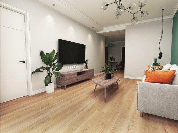 扬子地板 美颜系列YZ2106微光台北 产品效果图_1
