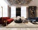 LG Hausys地板:现代轻奢设计,华丽舒适!