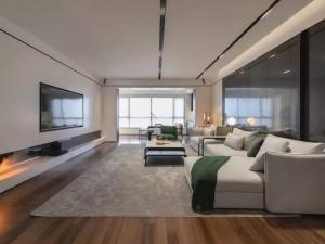 惠尔地板-轻奢风家居装修设计方案