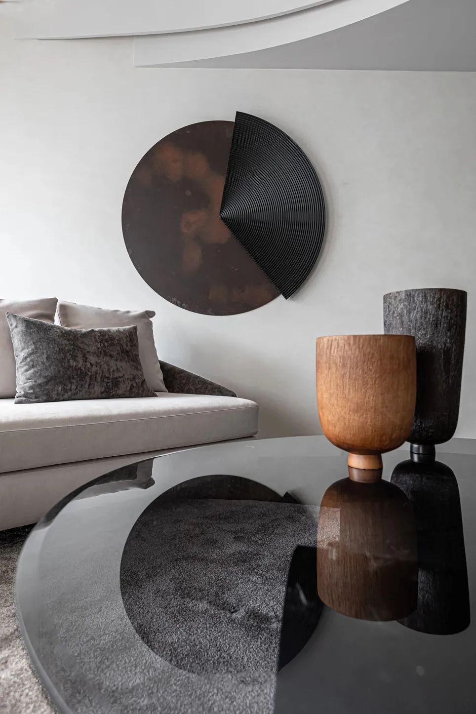LG Hausys地板:纯粹而艺术的现代空间_7