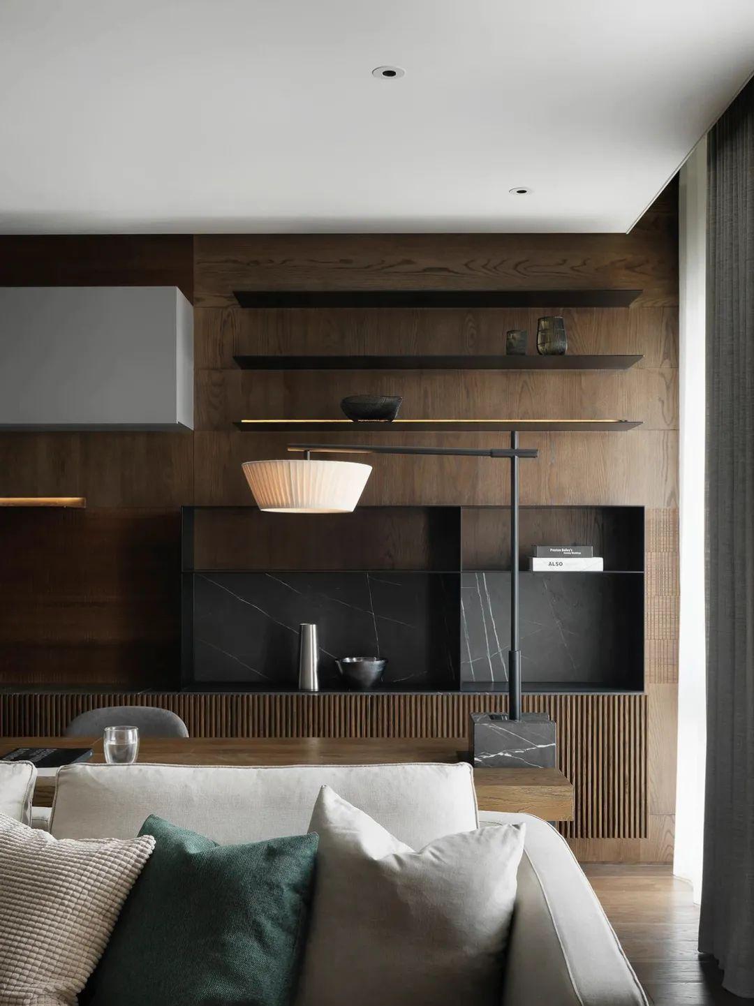 LG Hausys地板:纯粹而艺术的现代空间_20