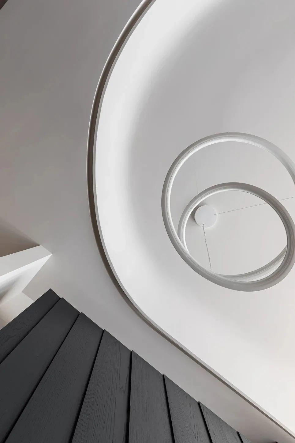 LG Hausys地板:纯粹而艺术的现代空间_10