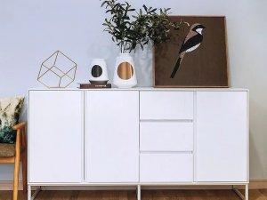 久洲地板-简约时尚风家居装修设计方案