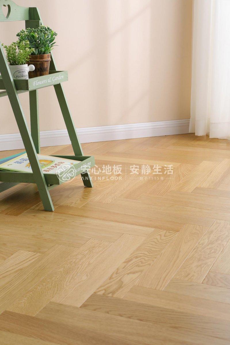 安心地板:原木色地板这么流行,可以装在哪些地方?_4