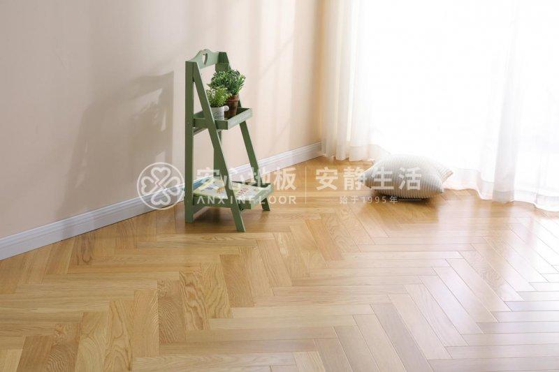 安心地板:原木色地板这么流行,可以装在哪些地方?_7