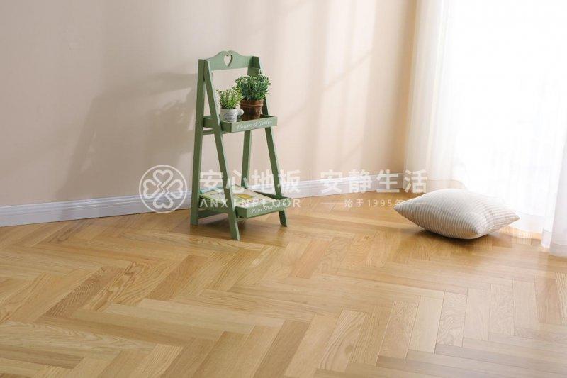安心地板:原木色地板这么流行,可以装在哪些地方?_1