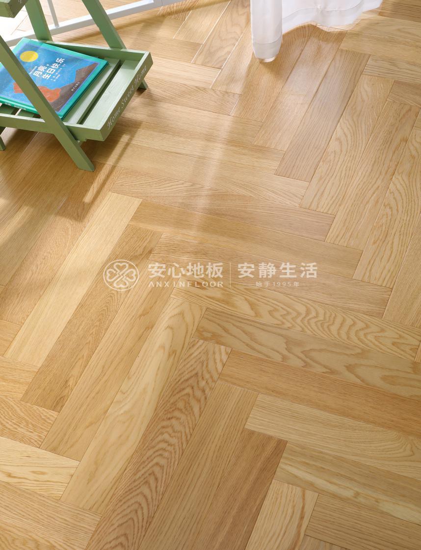 安心地板:原木色地板这么流行,可以装在哪些地方?_6