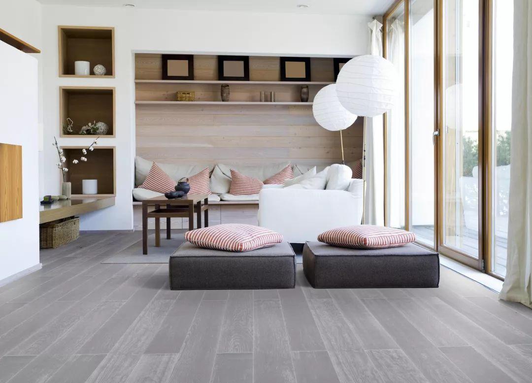 圣象地板-各色系木地板-打造时尚简约白色空间_3