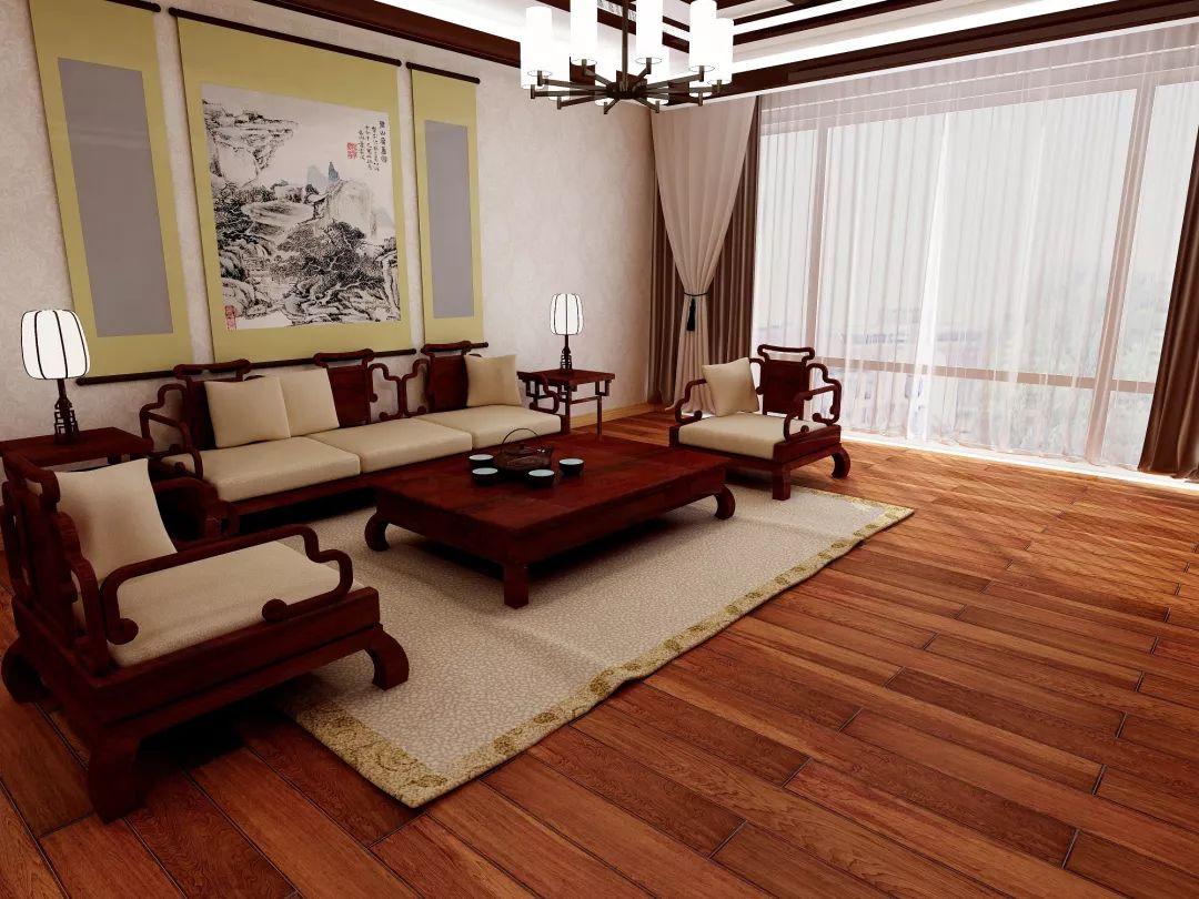 圣象地板-各色系木地板-打造时尚简约白色空间_4