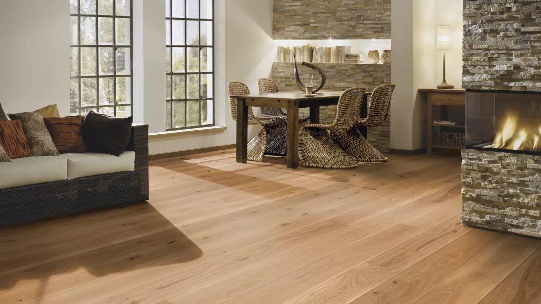 圣象地板产品介绍 好看且百搭系木地板效果图_2