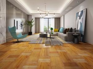 圣象地板产品介绍 好看且百搭系木地板效果图