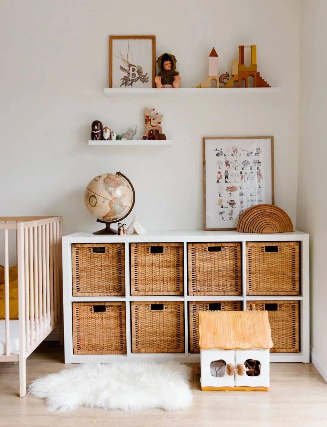 圣象地板-现代经典原木卧室装修设计案例!_3