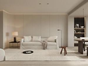 惠尔地板-极简时尚风家居装修设计方案!