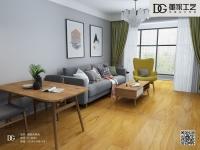 董家工艺地板是几线品牌?董家工艺地暖实木地板质量如何