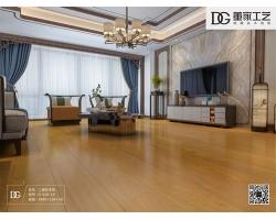 董家工艺地板 二翅豆本色D-920-1
