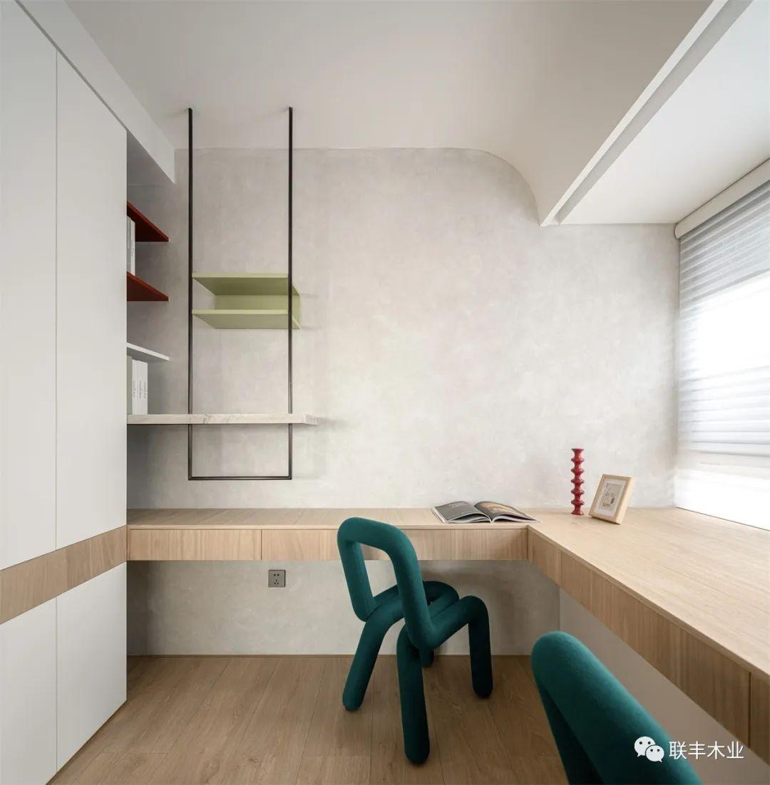 联丰地板 温馨又极简 房屋装修效果图